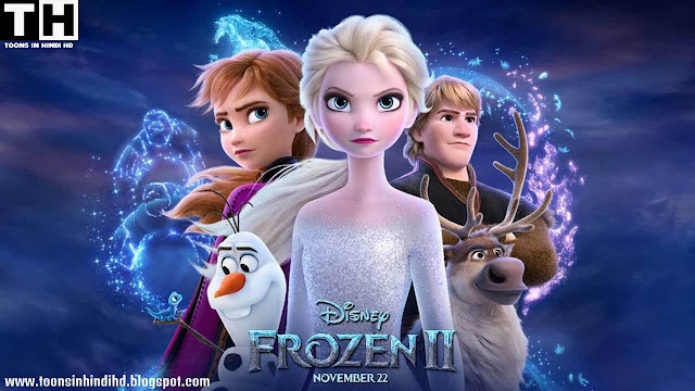 Frozen II (2019) Bluray Full Movie In HINDI [720p HD] Dual Audio (Hin-Eng) Watch Online