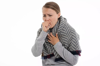 persistent cough with phlegm