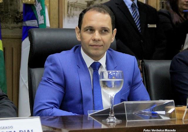 KLEBER FERNANDES VAI PRESIDIR COMISSÃO DE JUSTIÇA