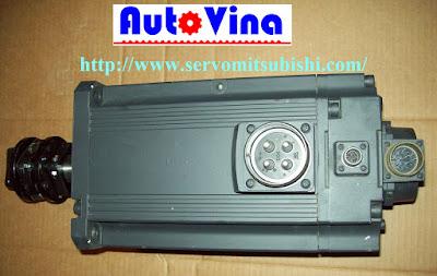 Đại lý bán và phân phối động cơ Servo motor HC-SFS702B dùng cho MR-J2S-700A