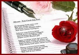 Puisi Terjebak Cinta