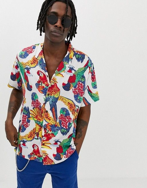 Men's Fashion Trends for 2021 - Cuban Collar