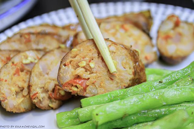 MG 1259 - 丁記炸粿蚵嗲,古早味炸粿種類超豐富,內用還有豬血湯可以無限喝到飽!