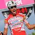 102° Giro d'Italia. Masnada ha vinto la Tappa 6 del Giro d'Italia, Conti nuova Maglia Rosa