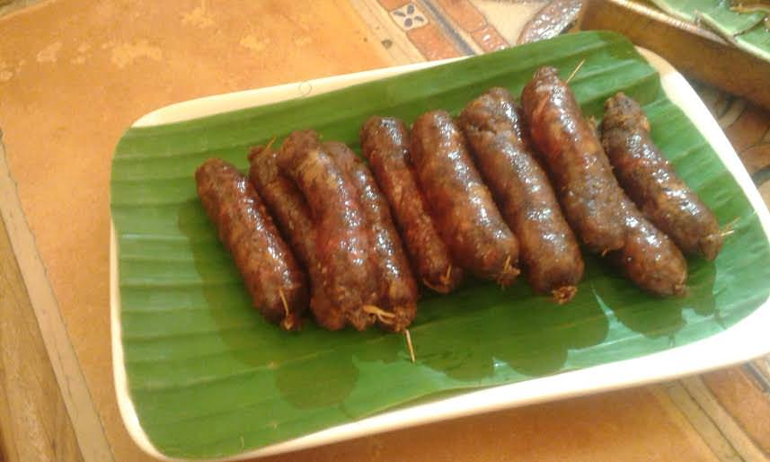 Longganisang Lucban at Buddy's Restaurant