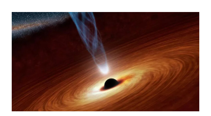 Monstrous black hole found devouring about one sun every day #Arewapublisize