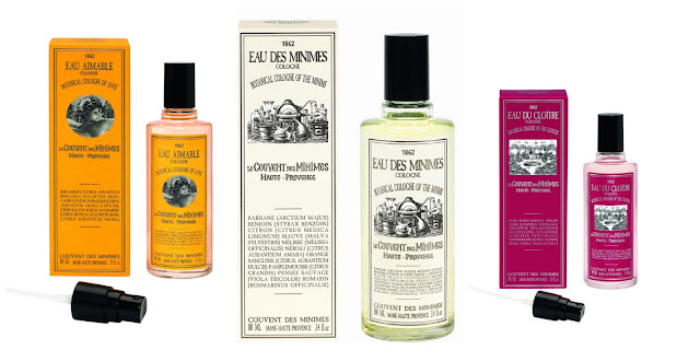 National Fragrance Day with Les Couvert de Minimes