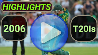 2006 t20i cricket matches highlights online