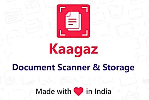 Kaagaz Scanner : Best Indian Document & PDF Scan