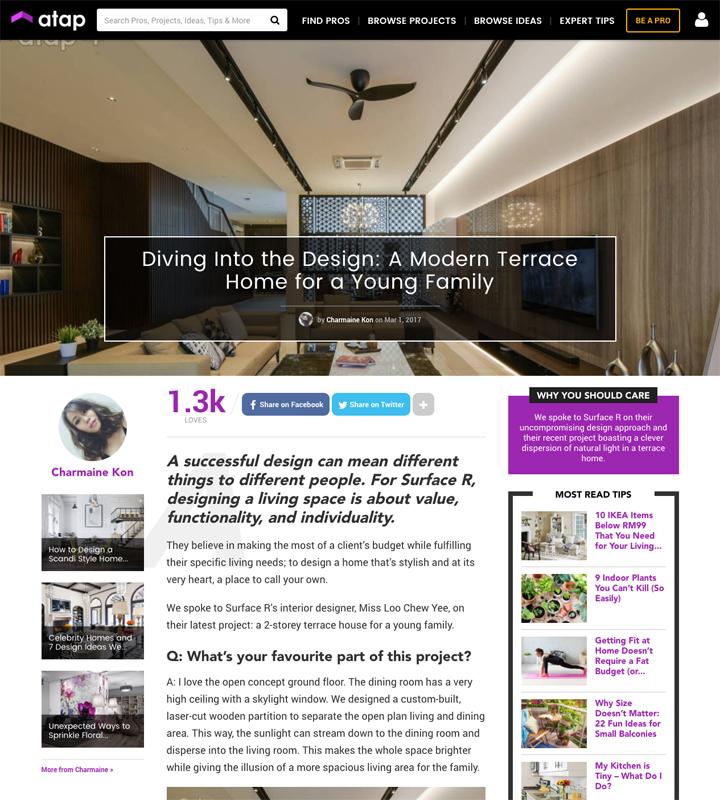 Tips rekaan menarik hiasan dalaman dan pengubahsuaian rumah