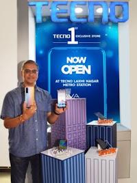 tecno's-1st-exclusive-retail-outlet-at-delhi