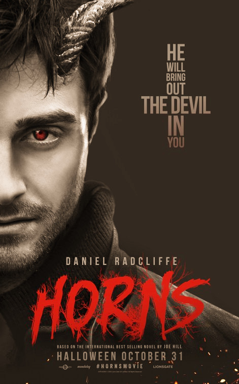 Horns Movie Film Sinopsis (Daniel Radcliffe, Juno Temple)
