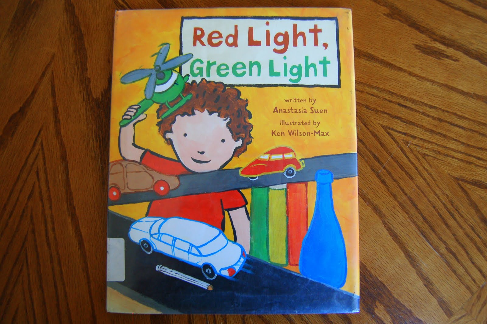 Story Time Red Light Green Light With Activities