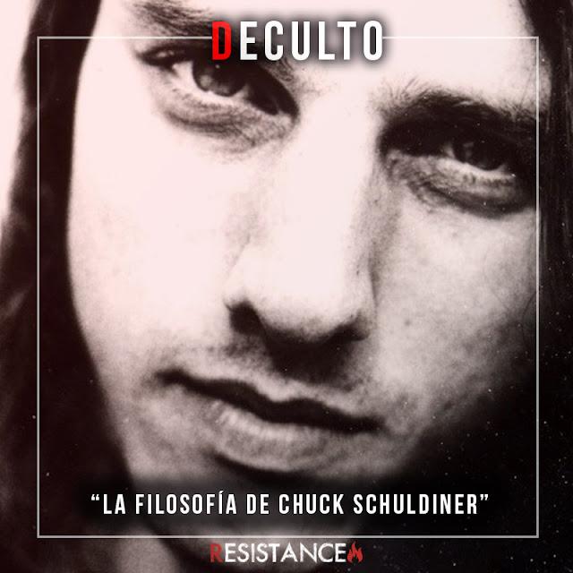 """#DeCulto: """"La filosofía de Chuck Schuldiner"""""""