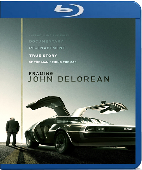 Framing John DeLorean [2019] [BD25] [Subtitulado]