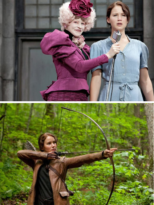 Movie Review: THE HUNGER GAMES (2012) ~ Dan's Media Digest