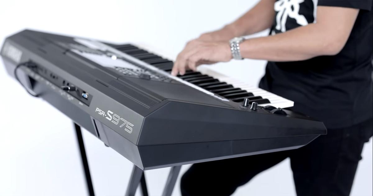 Đàn Organ Yamaha S975 giá bao nhiêu mua ở đâu uy tín