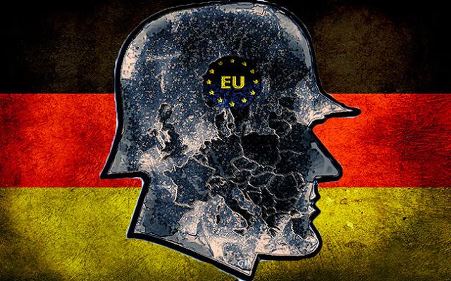 Die Welt: Οι ευρωπαίοι βλέπουν το 4ο Ράιχ να αναγεννιέται στη Γερμανία