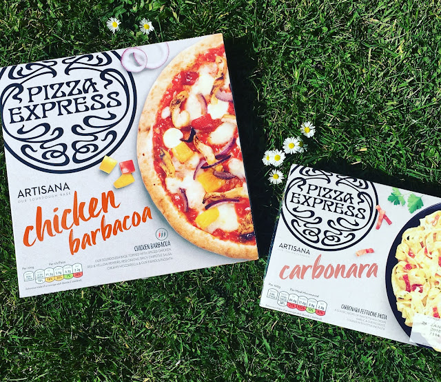 Artisans range from Pizza Express at Iceland