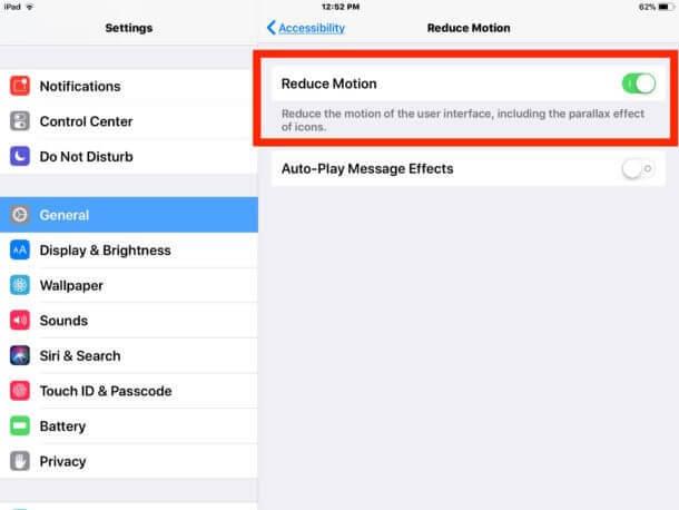 11 خطوة لتسريع iOS 11 لأجهزة ايفون وايباد