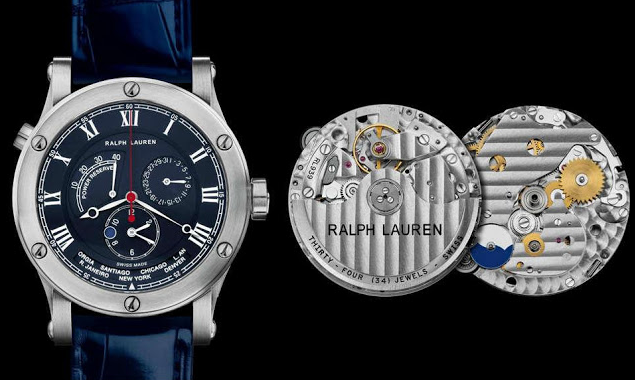 37ff5752c90 Ralph Lauren Sporting World Time SIHH 2013 ~ Watches And Reviews