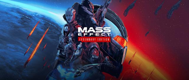 Artwork for Mass Effect Legendary Edition