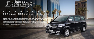 Harga Suzuki APV Medan