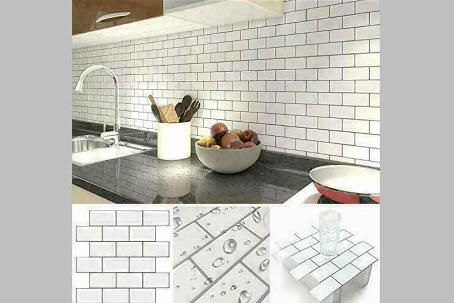 Sesuaikan Ukuran Keramik Untuk Dapur Anda