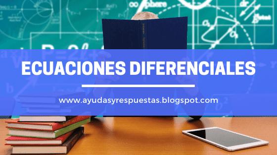 ecuaciones diferenciales presaberes