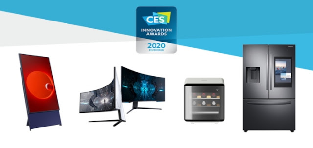 Spotlighting #CES2020 Innovation Award-Winning Technologies @SamsungSA Ecosystem