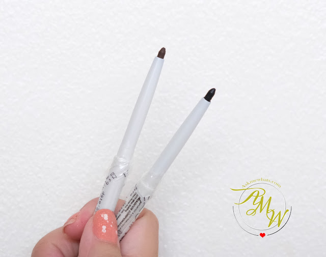 a photo of SilkyGirl Perfect Stay 20 Hr Eyeliner Review