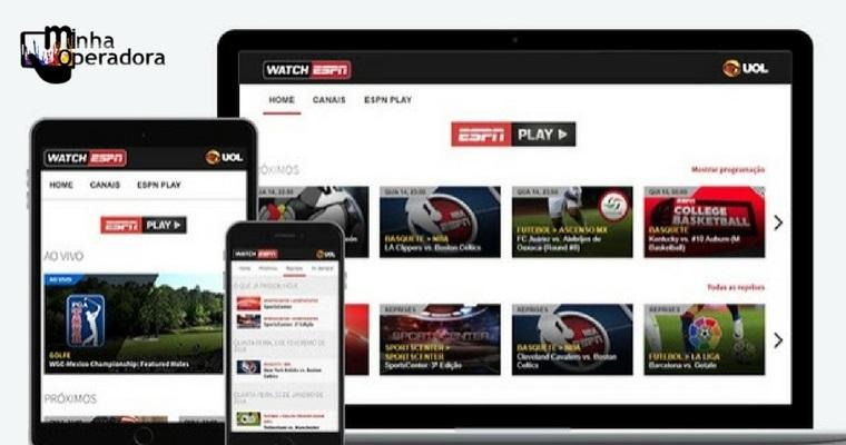 7f391c2576 ESPN também passa a transmitir conteúdo fora da TV paga - Minha ...