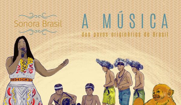 Sonora Brasil chega a Parnaíba/PI difundindo a cultura dos povos originários do Brasil