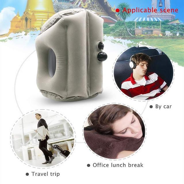 ErgoRelax Travel Pillow