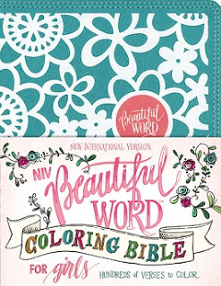 NIV Beautiful Word™ Coloring Bible for Girls