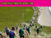 Outdoor Action: Hiking the Jurassic period Coast