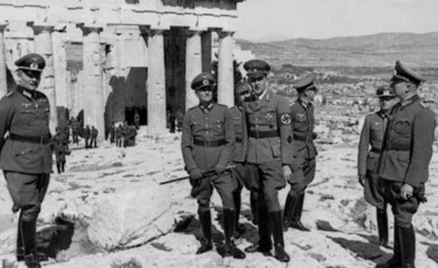Γερμανικά ΜΜΕ: Οι Έλληνες μας ζητούν δισεκατομμύρια για πολεμικές αποζημιώσεις