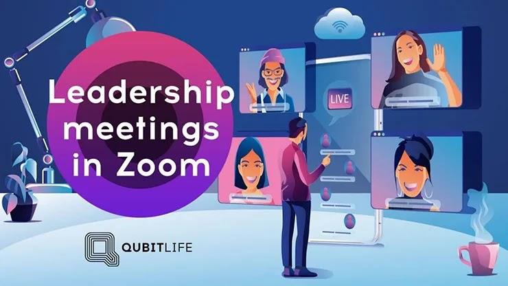 Собрание лидеров QubitLife