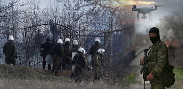 Έβρος: Οι Τούρκοι προσπαθούν να μπλοκάρουν τις επικοινωνίες μας στα σύνορα-Πολλές απόπειρες «εισόδου» (ΒΙΝΤΕΟ)