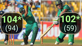 India vs South Africa 3rd ODI 2010 Highlights