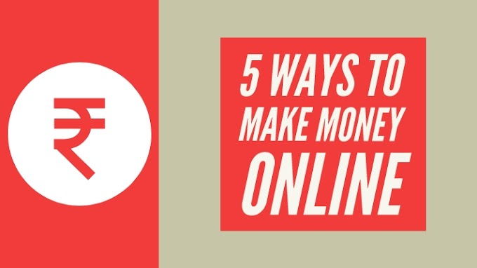Best ways to earn money online.