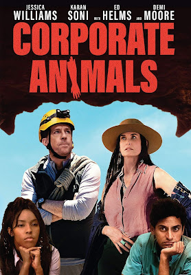 Corporate Animals [2019] [DVD R1] [Latino]