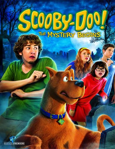 Ver Scooby-Doo 3: Comienza el misterio (2009) Online