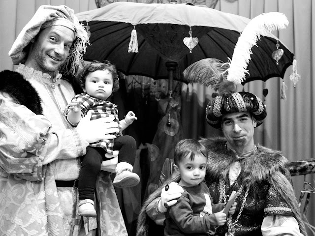 galiana street navidades reyes magos