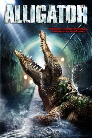 Alligator 1980 Dual Audio Hindi HDTV 480p 250MB