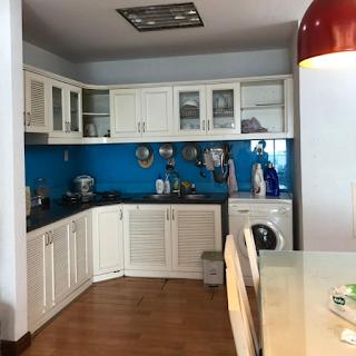 bếp căn hộ 3 phòng ngủ new sài gòn nhà bè