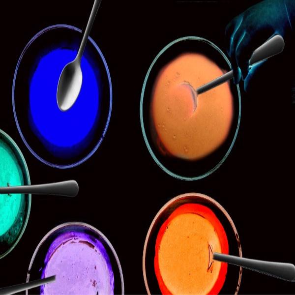 FUN KID PROJECT:  Make rainbow water beads that glow in the dark! #waterbeads #waterbeadactivities #waterbeadsideas #waterbeadssensory #glowingwaterbeads #howtomakewaterbeads #neonwaterbeads #growingajeweledrose