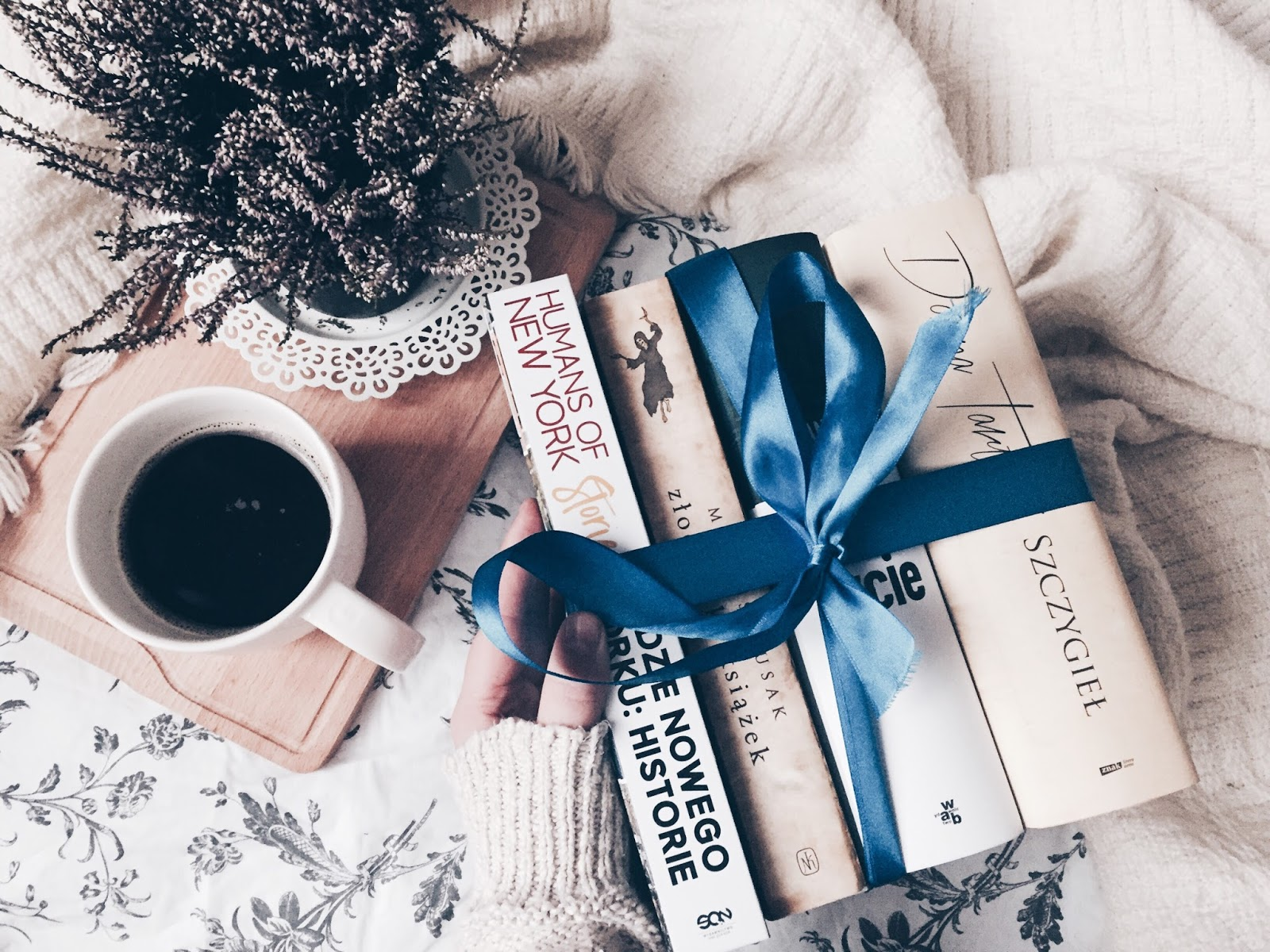 Jakie książki kupować na prezent?