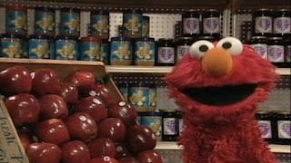 Sesame Street Elmo's World Food