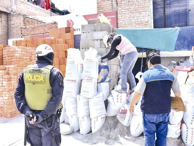 Peligro en vía de Jose Luis Bustamante y Rivero